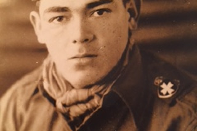 """Retired Staff Sgt. Jose Diaz-Rivas served in the 65th Infantry Regiment """"Borinqueneers,"""" a Puerto Rican U.S. Army unit that fought in nine of 10 campaigns during the Korean War."""