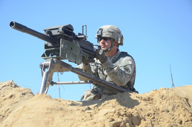 Field Artillery Soldiers Increase Readiness With Culminating Training Exercise