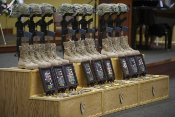 Thousands honor Fort Hood fallen Soldiers
