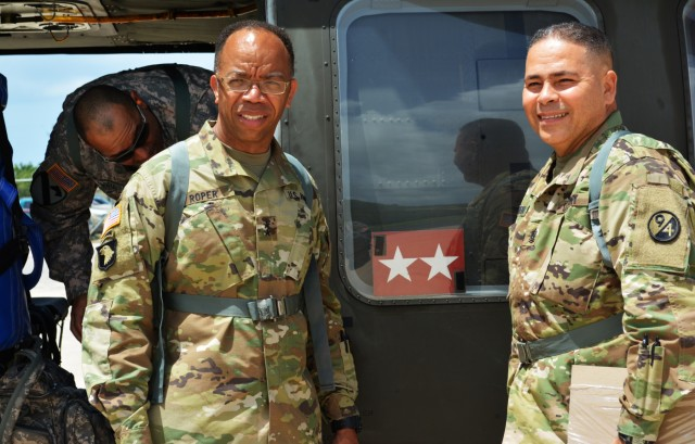 Seeing is believing at the 94th Training Division's 5th Brigade