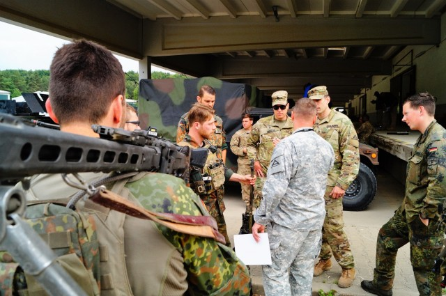 Special operation forces build relationships at Swift Response 16