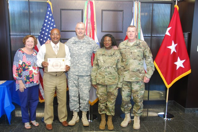 First Army Spouses Ceremony