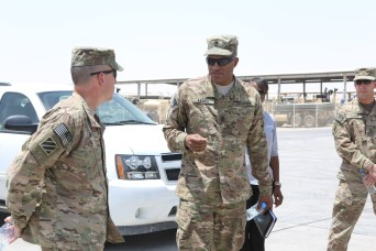 AFSBn-Qatar leads ROC Drill, demonstrates power of Army Materiel Enterprise