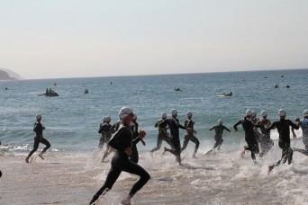 Army sweeps Armed Forces Triathlon Championship