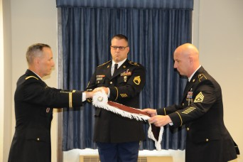 Casing ceremony marks new era for Warrior Transition Command