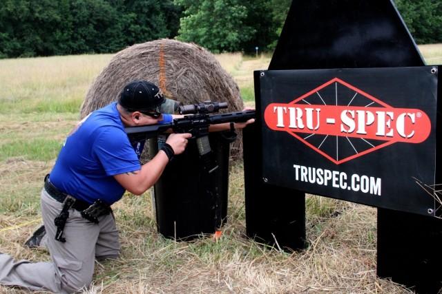 3-15 Soldier competes at 3-Gun Regionals