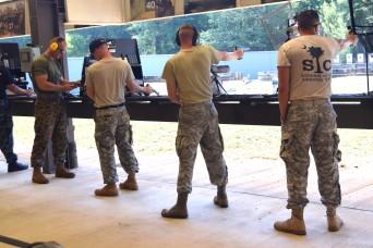Soldiers dominate Interservice Pistol Championship