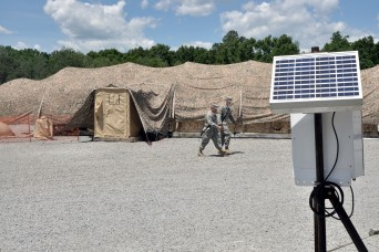 Army reducing fuel demand, improving energy efficiency at base camps