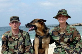 Meet Your Army: Veterinarian preparing for deployment