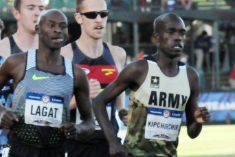 Soldiers earn Olympic berths at track and field trials
