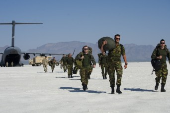 US, Dutch soldiers deploy to White Sands Missile Range for joint exercise