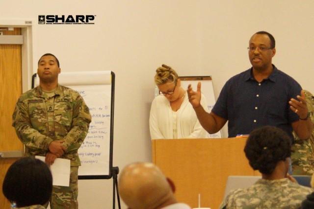 SHARP Foundation Course