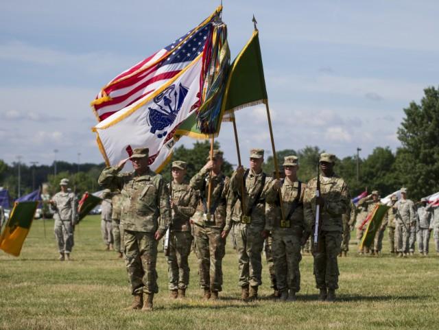 200th Military Police Command relinquishment of command