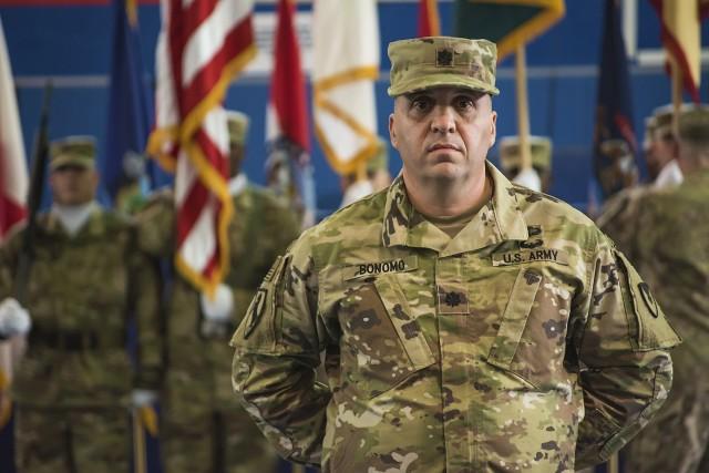 401st AFSB gets new commander, meritorious unit citation