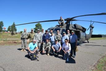 Arizona, Kazakh State Partnership enhances military capabilities