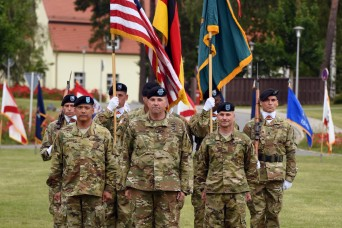 Army Europe's training command welcomes new leader