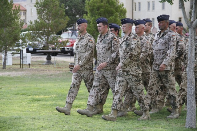 60 year anniversary at Fort Bliss, community gathers to