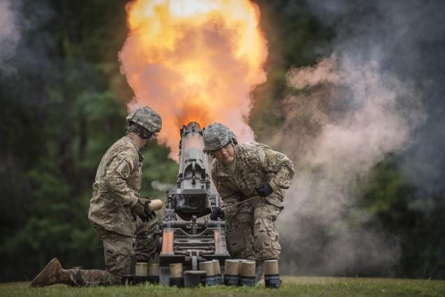 Howitzer boom