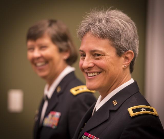 Brigadier General Janice M. Haigler