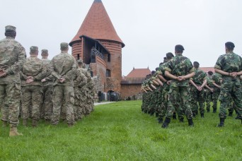 3rd Battalion, 69th Armored Regiment participates in Lithuania's Land Forces Day