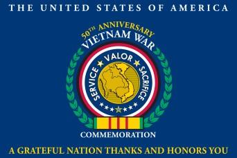 Vietnam War Commemoration committee honors Kettles, fellow vets