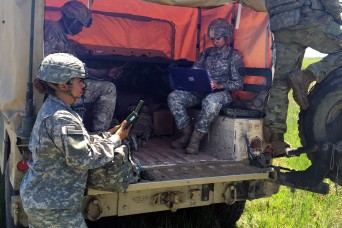 Cyber to team with signal, electronic warfare, military intelligence