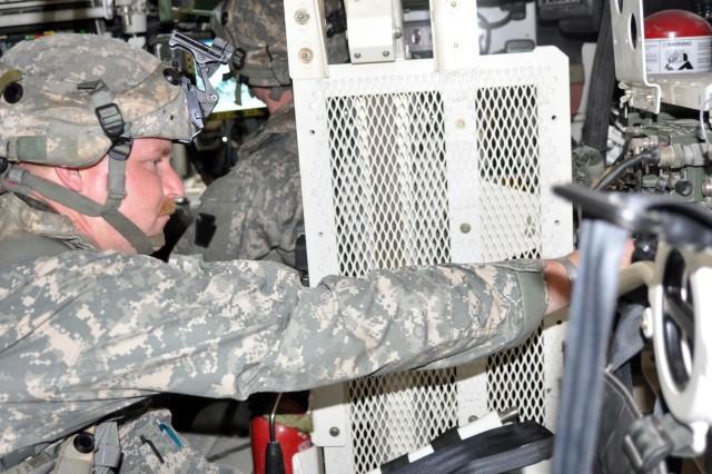 Pennsylvania Army National Guard Strykers keep moving at JRTC ...