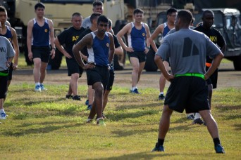 Exercise Tiger Balm 16 goodwill physical fitness training