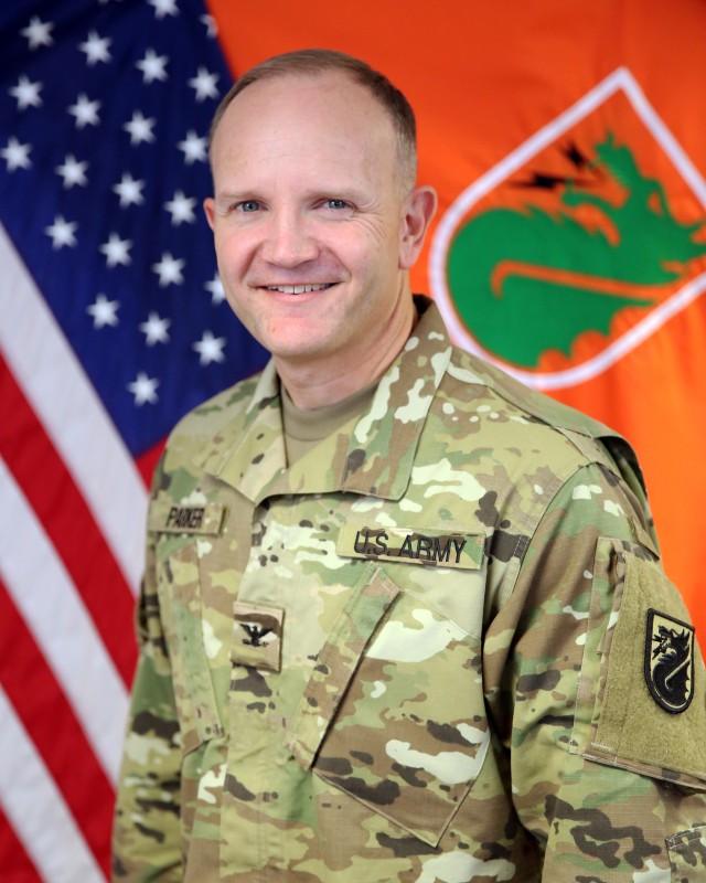 Col. Charles R. Parker