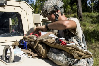 From classroom to frontline, Ohio medics keep their cool at JRTC