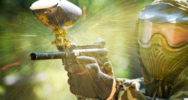 Paintball Safety - Shoo to Thrill
