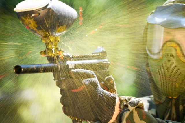 Paintball is fast, extreme and, most of all, fun. Like all sports, an informed player can help make the game safer. In fact, safety is one of the most important parts of the game. Courtesy graphic