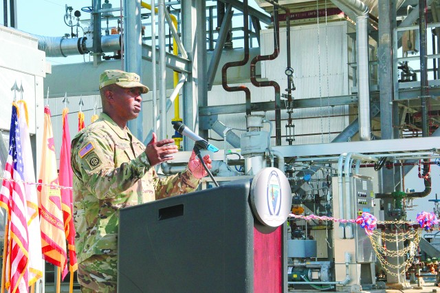 APG unveils new Combined Heat & Power Plant, expects to save Army $4.4 million annually