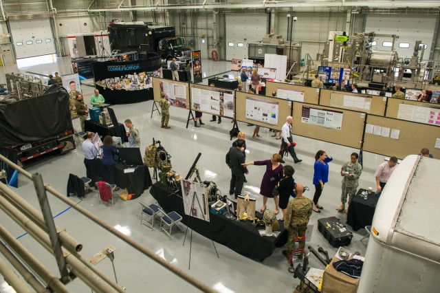 More than 350 people attended the APHC (P) Science Exchange May 18-19.