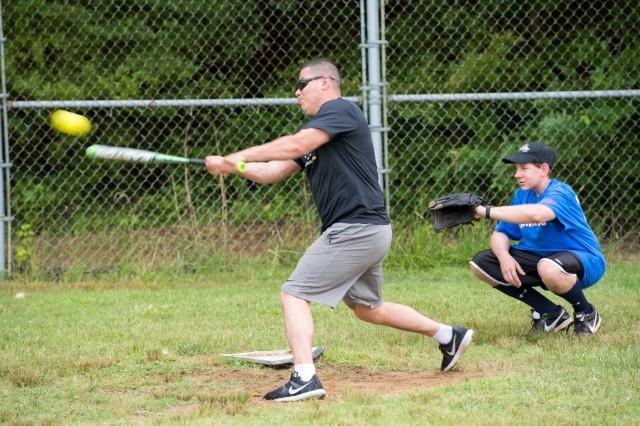 Softball at O Day