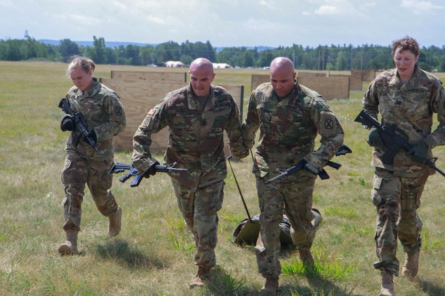 2nd brigade combat team celebrates lineage, conducts commando