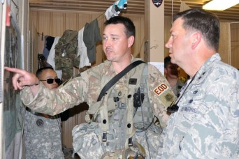 Massachusetts Soldiers engage in realistic training at JRTC