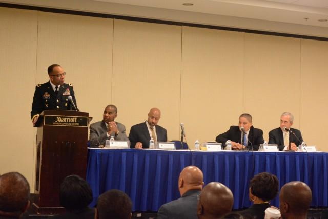 80th TC commander participates in NOBLE Conference