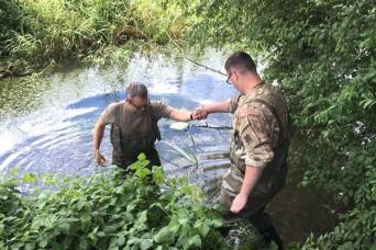 NATO Engineers share different bridge assessment methods
