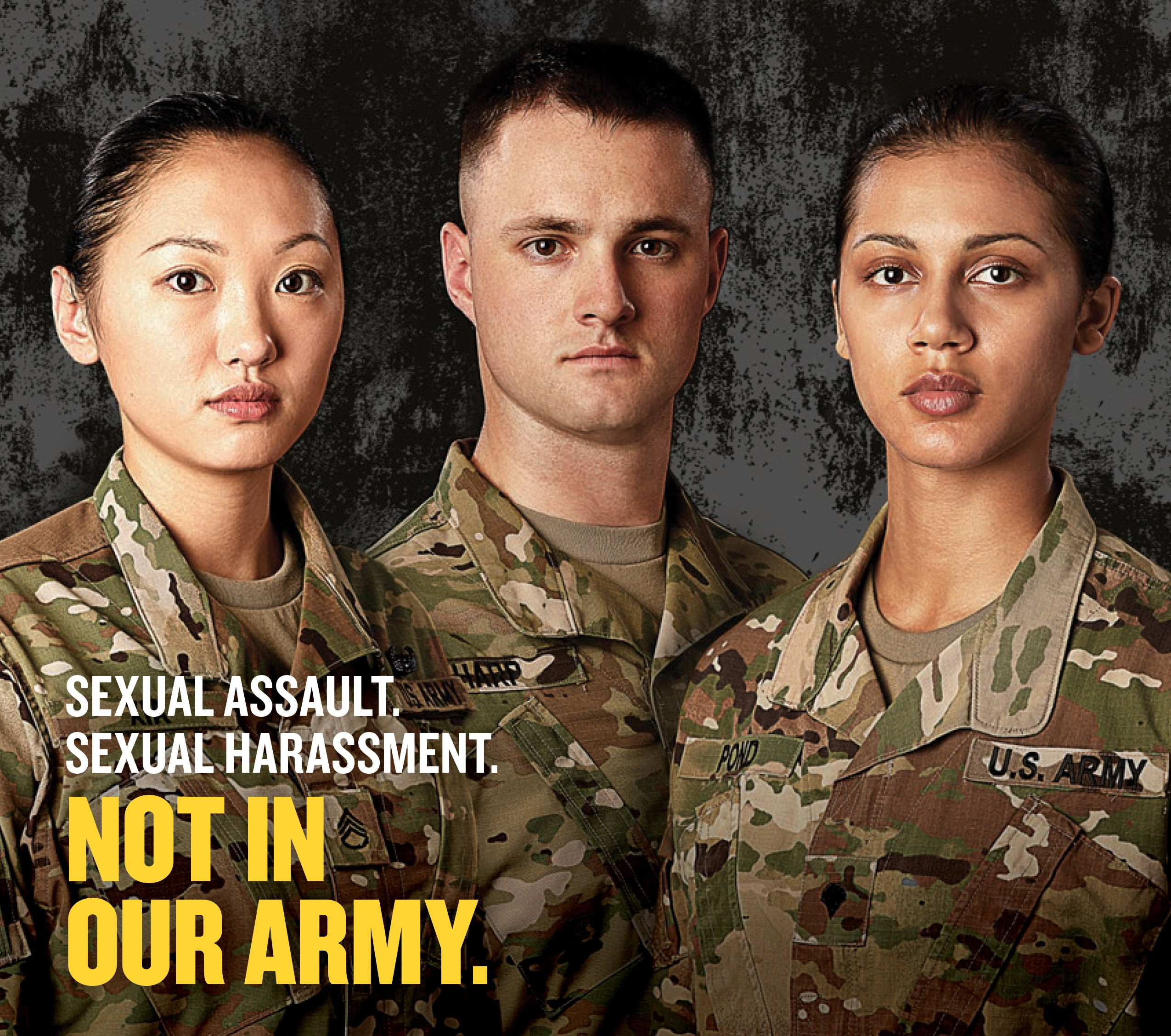 Army sexual harassment examples in workplace