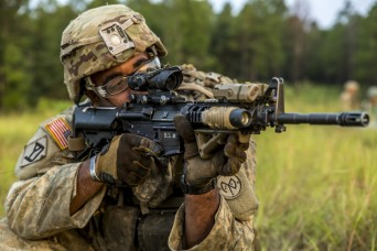 New York's 'Fighting 69th' faces off opposing force and tests skills at JRTC