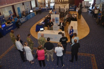 Tech Expo aligns military needs with emerging environment