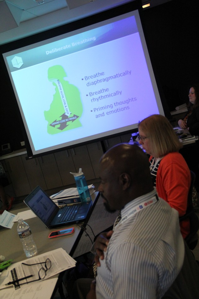 Recovery Care Coordinators learn strategies for self-care, resilience