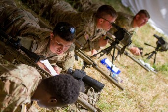In Romania, U.S. Soldiers train to join the elite
