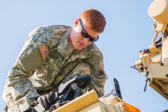 Georgia National Guard travels to Florida for convoy live fire training
