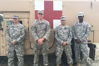 Massachusetts Soldiers save New Jersey woman they found while training