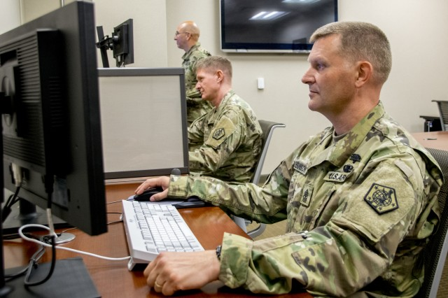 Online Resources for the enlisted selection process