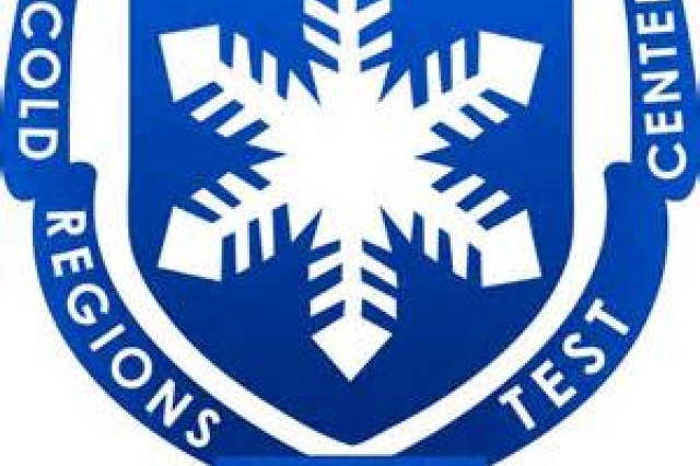 Cold Regions Test Center Logo