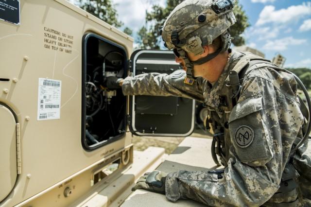 us army sgt adam lamb a generator mechanic assigned to echo company 427th