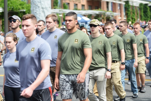 Army recruiting aims to reconnect with America, dispel military myths
